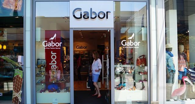 Unser Gabor-Shop im MTZ